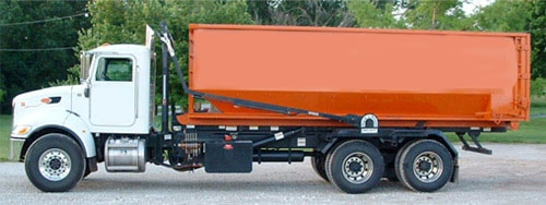 arlington dumpster rental